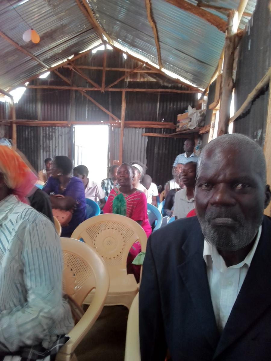 Church Service Kenya