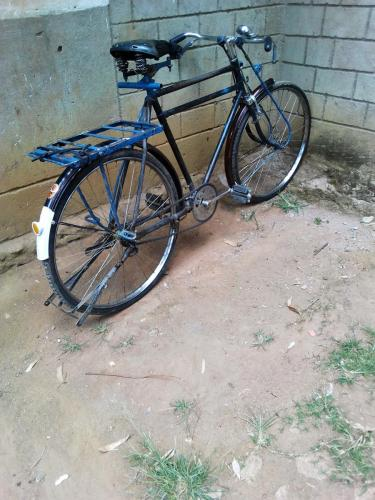 Bicycle for Ministry