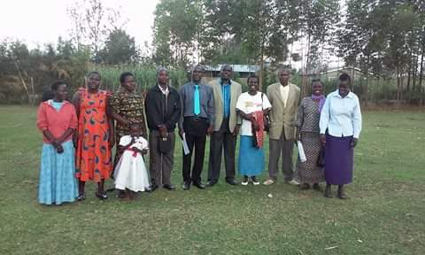 Home Fellowship in Kenya