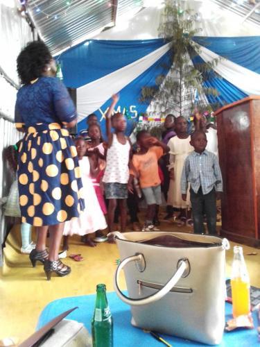 Children in Program