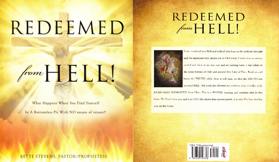 Redemmed From Hell - Audiobook Part 1
