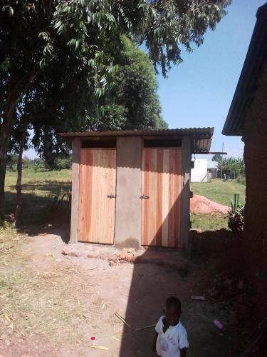 Kenya Fellowship Toilet
